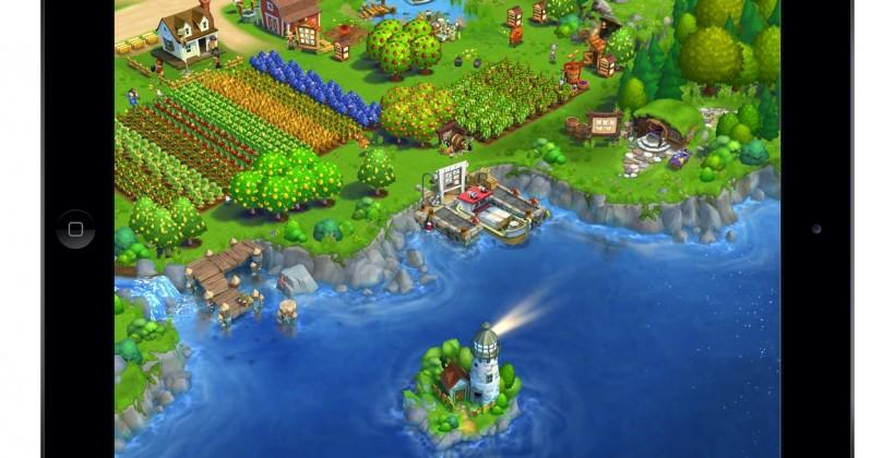 FarmVille goes mobile as Zynga tries smartphone gaming