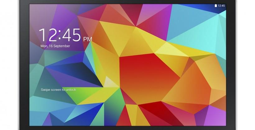 Samsung Galaxy Tab4 10.1, 8.0 and 7.0 flesh out midrange