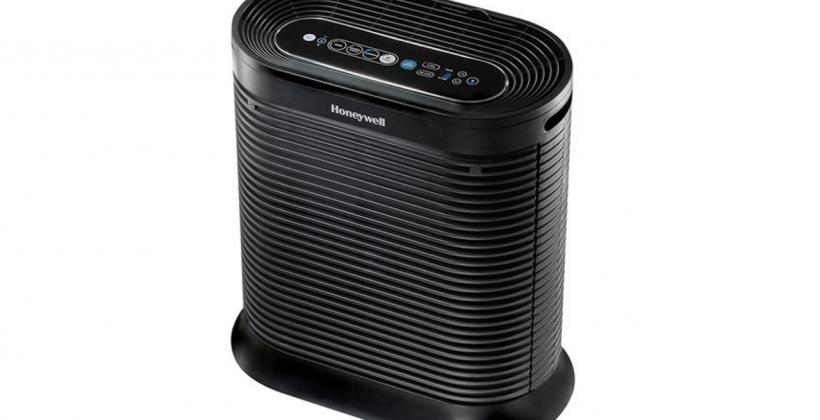 Honeywell Air Purifier offers Bluetooth, allergy monitoring