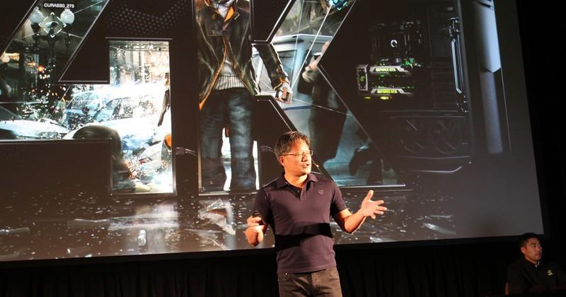 NVIDIA's latest GeForce team-up: Watch Dogs