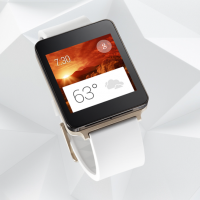 LG G Watch arrives in Champagne Gold gallery