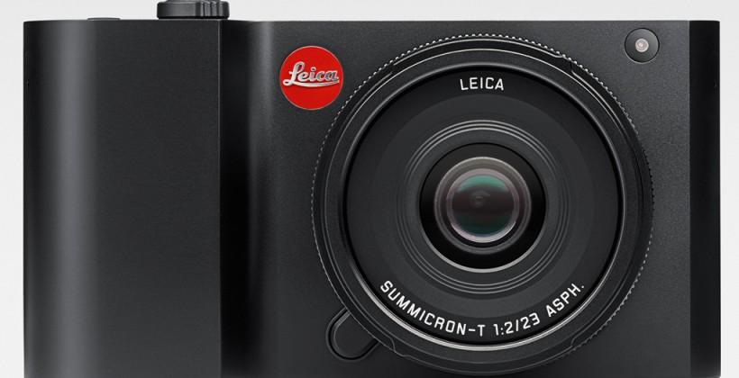 Leica T camera ushers in maker's 100th birthday