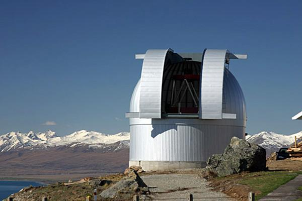 Microlensing Observations in Astrophysics telescope