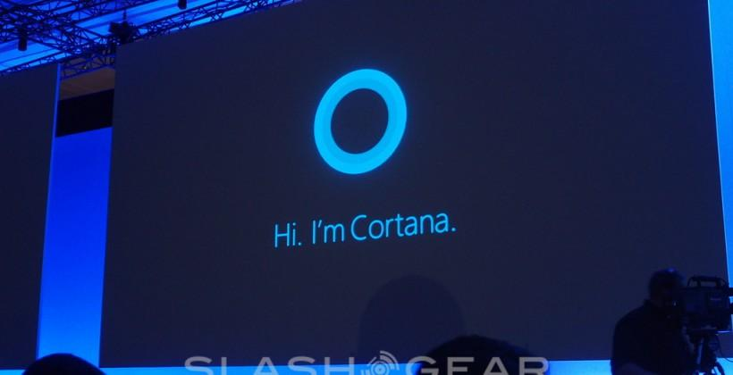 Cortana detailed as Microsoft's natural language personal assistant