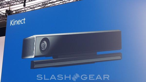 Kinect v2 for Windows detailed: 1080p, broader field-of-view