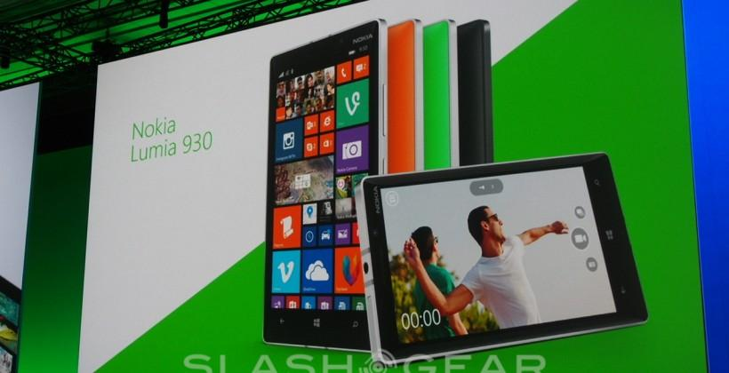 "Nokia Lumia 930 brings Verizon's ""Icon"" international"