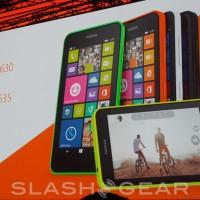 Nokia Lumia 630, 635 bring 4.5-inch display, dual-SIM