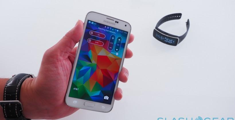 Galaxy S5 available at MetroPCS stores now