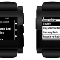 Pandora for Pebble now available
