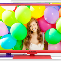 Sceptre X322XV-HDR LED TV arrives with splash of color