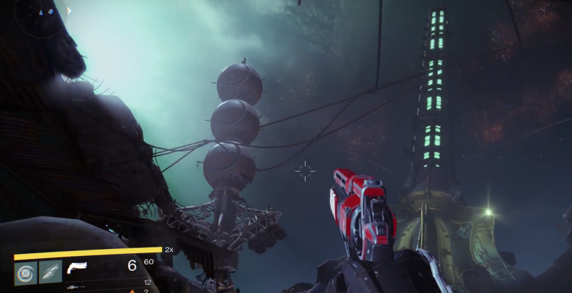 Bungie's Destiny gameplay shown off in new video