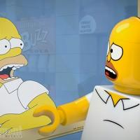 The Simpsons preps all-LEGO episode for May