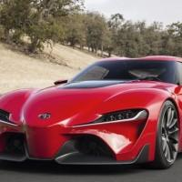 Toyota FT-1 chief designers talk sportscar concept