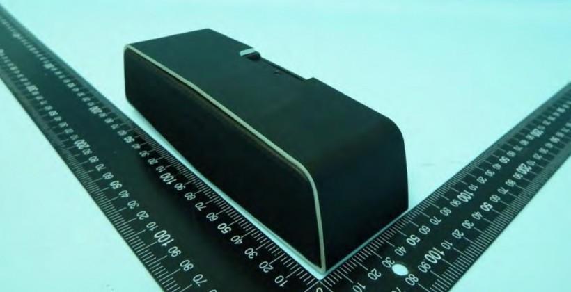 Vertu SP-1V Bluetooth speaker clears the FCC