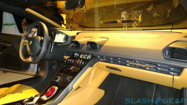 Designing The Lamborghini Huracan Inside Italy S Supercar Slashgear