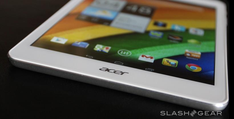 Acer Iconia A1-830 tablet Review
