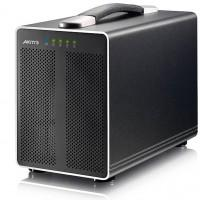 Akitio Thunder2Quad 4-bay Thunderbolt 2 storage device supports up to 20TB
