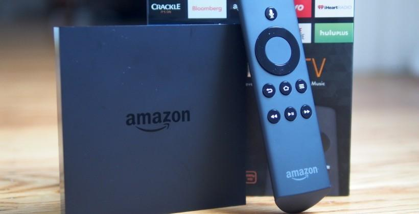 Amazon Fire TV Review