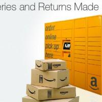 Amazon Lockers now support returns and deliveries