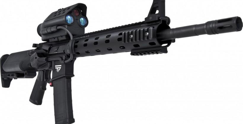 TrackingPoint 500 AR Series smart rifles make hunting easy