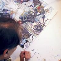 Diving into Ubisoft's Child of Light with artist Yoshitaka Amano