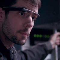 Wearable Intelligence: Google Glass hacked and modified for doctors