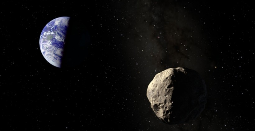 "B612 says Earth avoids massive asteroids with ""blind luck"""