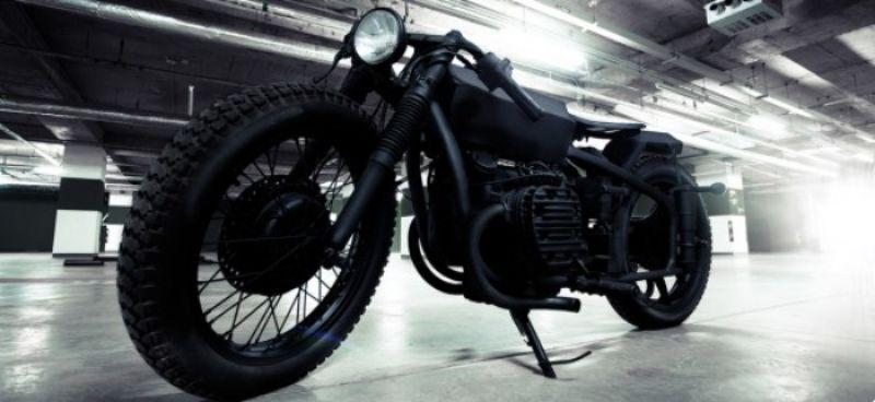 DARPA issues grant for stealth military motorcycles