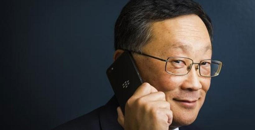 BlackBerry CEO says company will exit handset business if it remains in red