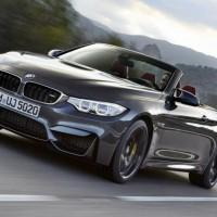 2015 BMW M4 Convertible boasts inline-six M engine and lightweight design