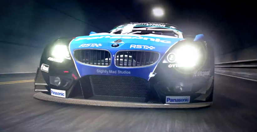 "Project CARS PC trailer: ""all footage from gameplay"""