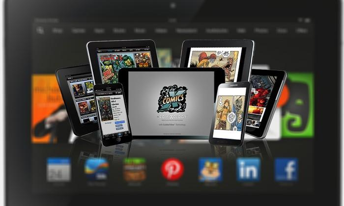 Amazon grabs comiXology for digital comics