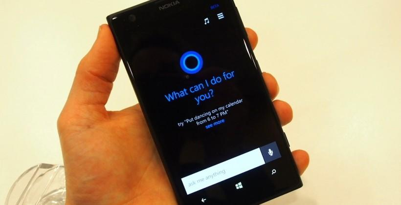 Cortana hands-on: Windows Phone 8.1's smart assistant