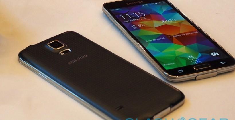 Galaxy S5 Developer Edition hits Verizon imminently