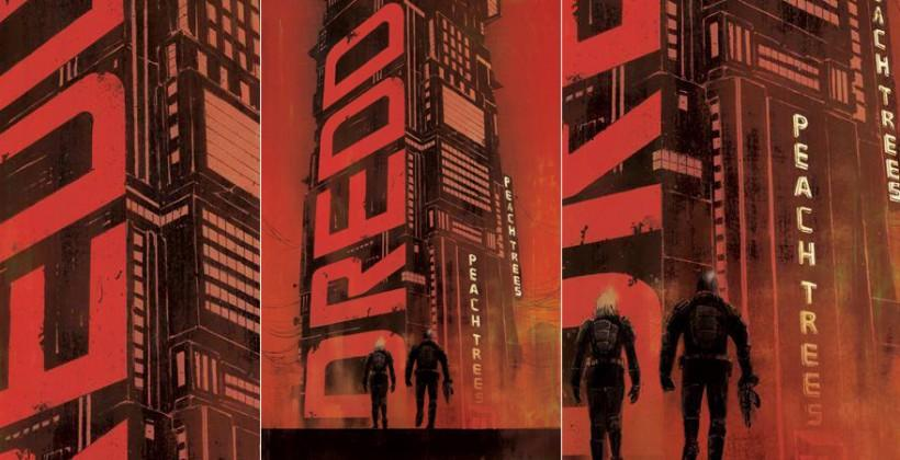DREDD 2: a call to action from Karl Urban