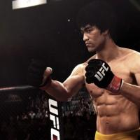 EA Sports UFC Bruce Lee reveal video dishes minor gameplay