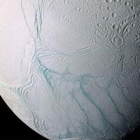 Saturn's moon Enceladus may have ocean the size of Lake Superior under frozen surface