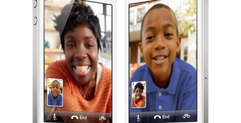 FaceTime outage reported by iOS 6 users