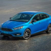 Ford shows off all-new 2015 Focus sedan