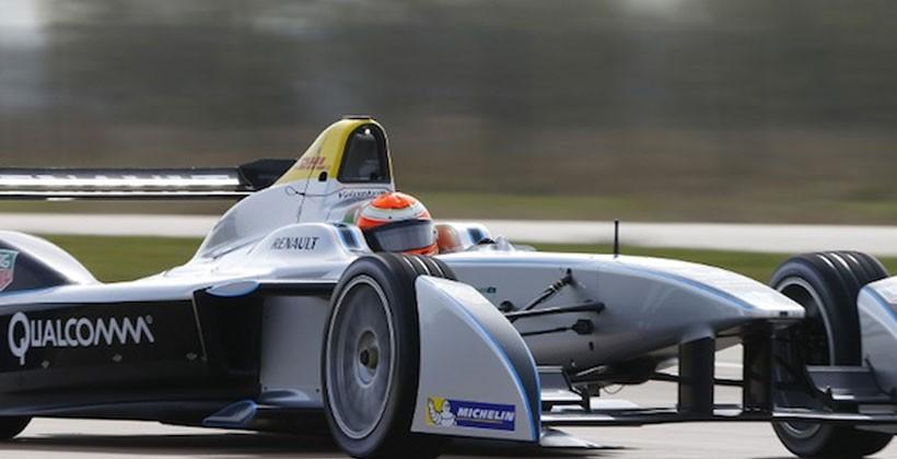 Formula E public testing kicks off in UK on July 4