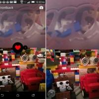 Frontback Android app released: surprise, you have a front-camera