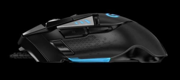 Logitech G502 Proteus Core mouse boasts 12,000 dpi sensor and