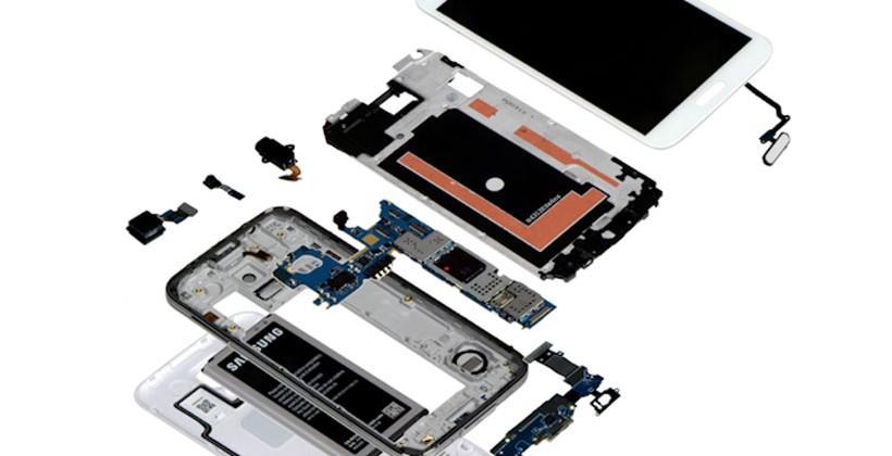 Galaxy S5 teardown reveals estimated build cost