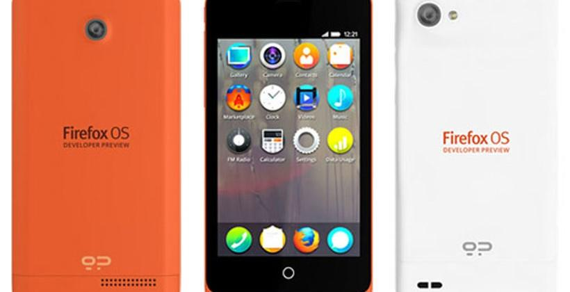 Geeksphone Revolution phone hits parts of Europe, pre-loaded with Android but Flashable to Firefox OS