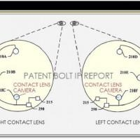 Google patent details smart contact lens-based cameras