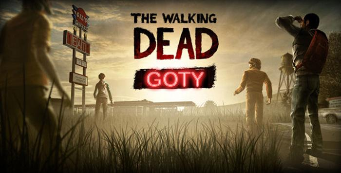 PS4 Xbox One Walking Dead GOTY coming in June
