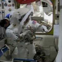 NASA ISS spacewalk a success: computer death fixed