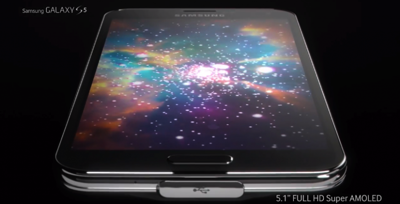 This is how Samsung will sell you the Galaxy S5