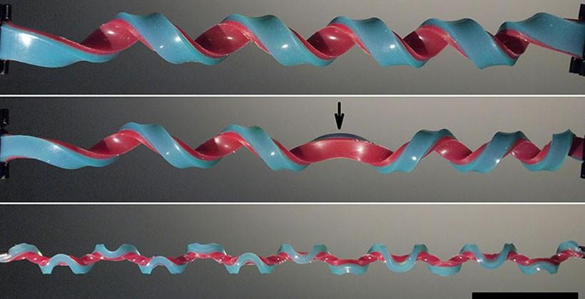 Scientists create hemihelix that could lead to breakthroughs in nanodevices
