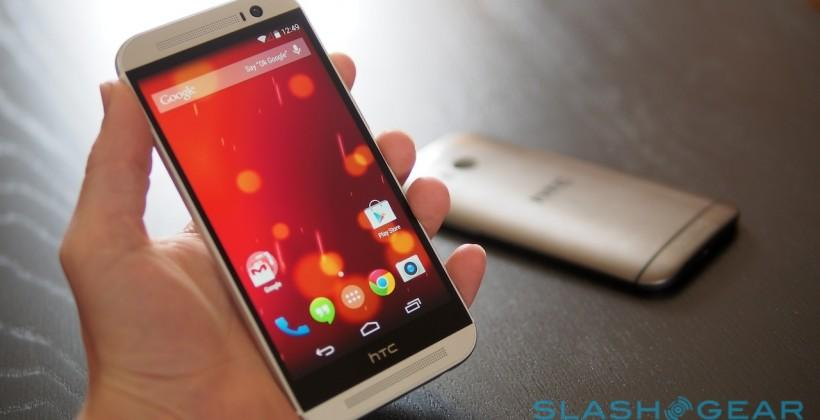 HTC One M8 GPe hands-on: That Duo Camera compromise